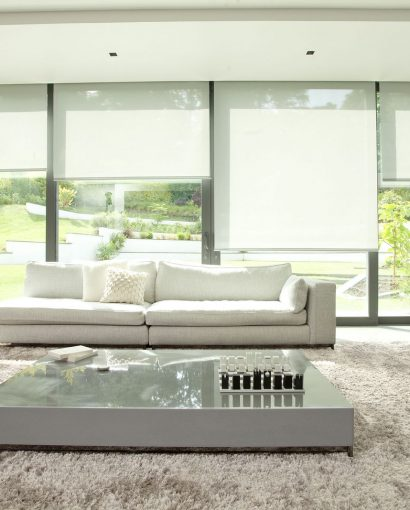Cortinas Roller Living Clems
